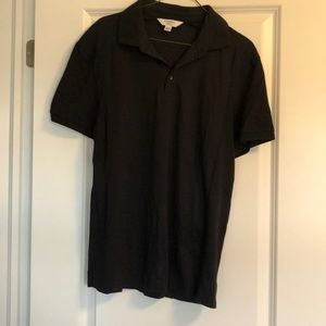 BOGO ☺️ Calvin Klein black polo body fit